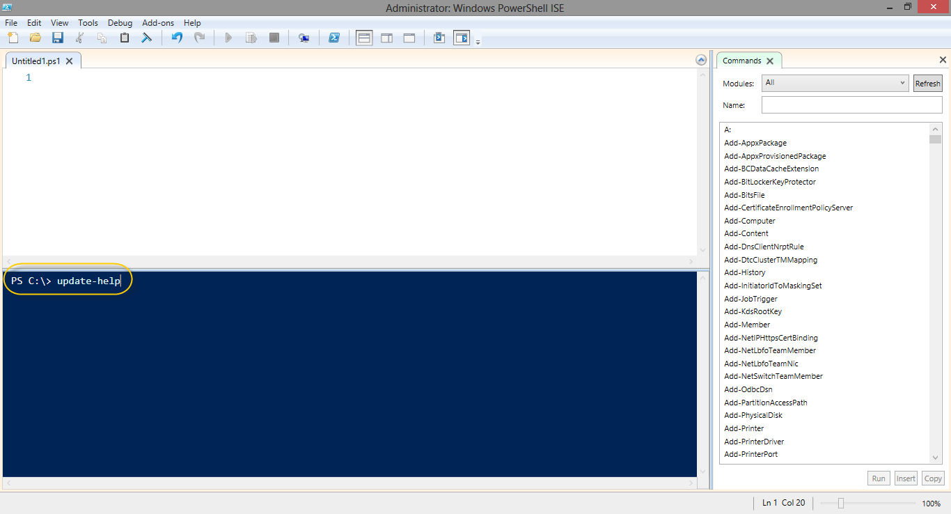 Powershell Ise Download